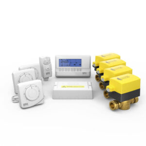 Hardwired Heating Control Packs