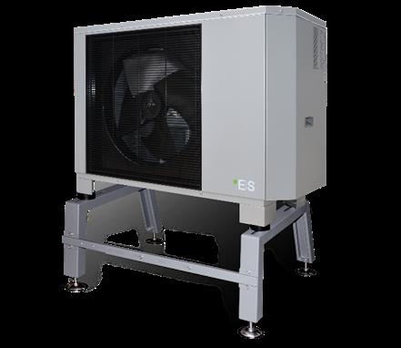ES Heat Pump Stand 6-11 kW