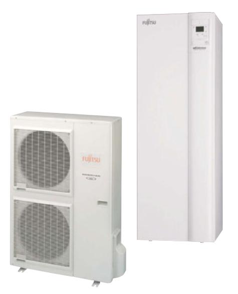 Fujitsu High Power DHW 11-14 kW