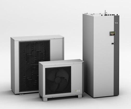 ES Heat Pumps NPT-V7